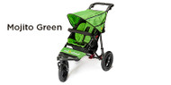 Out 'n' About Nipper Single V4 Buggy - Mojito Green
