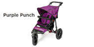 Out 'n' About Nipper Single V4 Buggy - Purple Punch