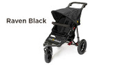 Out 'n' About Nipper Single V4 Buggy - Raven Black