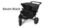 Out 'n' About Nipper Double V4 Buggy - Raven Black