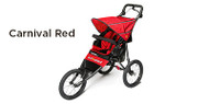 Out 'n' About Nipper Sport V4 Buggy - Carnival Red