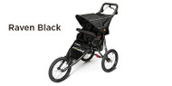 Out 'n' About Nipper Sport V4 Buggy - Raven Black