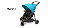 Out 'n' About Little Nipper Buggy - Marine Blue