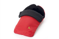 Out 'n' About Footmuff - Carnival Red