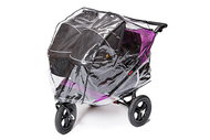 Out 'n' About - Nipper Double Carrycot XL- Rain Cover