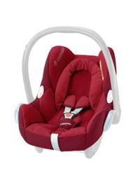 Maxi-Cosi Cabriofix Seat Cover - Robin Red