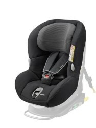 Maxi-Cosi Milofix Seat Cover - Black Raven