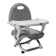 Chicco Pocket Snack Booster Seat - Silver