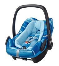 Maxi-Cosi Pebble Plus Car Seat - Watercolour Blue