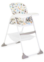 Joie MIMZY Snacker Highchair - Alphabet