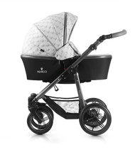 Venicci 3V Collection 3in1 Travel System - Light Grey