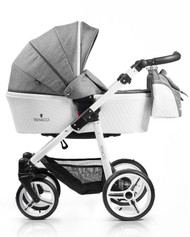 Venicci Pure Collection 3in1 Travel System - Leatherette