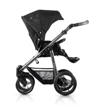 Venicci Carbo Collection - 2in1 Travel System - Black