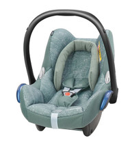 Maxi-Cosi Cabriofix Carseat + EasyFix Package Deal - Nomadgreen