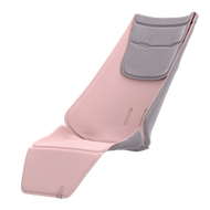Quinny Zapp Flex Seat Liner - Blush
