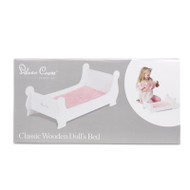 Silver Cross Classic Wooden Dolls Bed