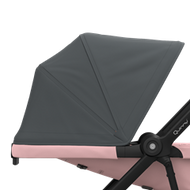 Quinny Zapp Flex Plus/Flex Sun Canopy - Graphite