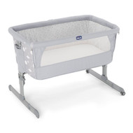 Chicco Next 2 Me Side-Sleeping Crib Special Edition - Circles