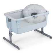 Chicco Next 2 Me Side-Sleeping Crib Special Edition - Sky