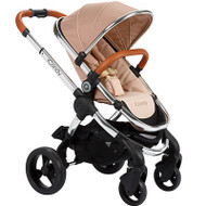 iCandy Peach Butterscotch Pushchair & Carrycot