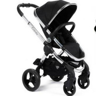iCandy Peach Black Magic Pushchair & Carrycot