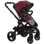 iCandy Peach Pushchair Claret & Carrycot