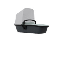 Quinny Lux Carrycot - Grey on Graphite
