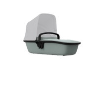 Quinny Lux Carrycot - Grey on Grey