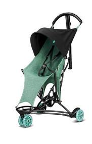 Quinny Yezz Air Stroller + Yezz Raincover - Aqua