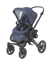 Maxi-Cosi Nova - Nomad Blue 4 wheel