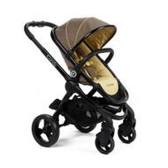 iCandy Peach Pushchair - Primrose + Maxi-Cosi Cabriofix Car Seat + Universal Adapters