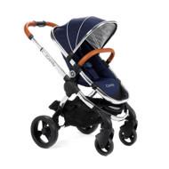 iCandy Peach Pushchair - Royal + Maxi-Cosi Cabriofix Car Seat + Universal Adapters