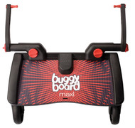 Lascal Buggyboard Maxi , Red