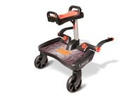 Lascal Maxi Plus Buggyboard & Saddle / Red