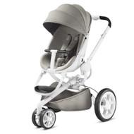 Quinny Moodd Pushchair + Free Rock Infant Carrier-  Grey Gravel