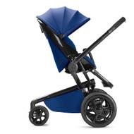 Quinny Moodd Pushchair + Free Rock Infant Carrier- Blue Base
