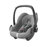 Maxi-Cosi Pebble Car Seat + familyfix Package Deal - Concrete Grey