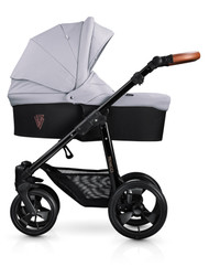 Venicci® Gusto 3in1 Travel System  - Grey