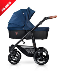 Venicci® Gusto 2 in 1 Travel System  - Navy