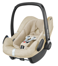 Maxi-Cosi Pebble Plus Car Seat - Nomad Sand