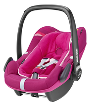 Maxi-Cosi Pebble Plus Car Seat - Frequency Pink