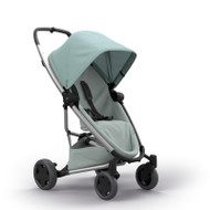 Quinny Zapp Flex Plus + Lux Carrycot + Pebble Plus + Changing Bag - Frost on Grey