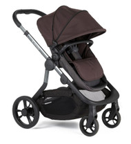 iCandy Orange Pushchair+Carrycot +Seat Unit+2Canopies+Elevators+Raincovers+Car Seat Adaptors - Autumn