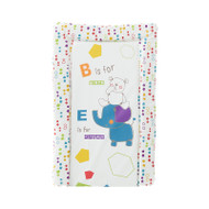 Obaby B IS For Bear Changing Mat - Happy Safari