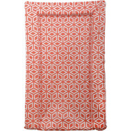 East Coast Diamonds Changing Mat - Coral