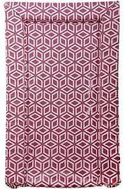 East Coast Diamonds Changing Mat - Raspberry