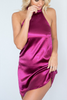 GLOSSY DRESS 4 COLOR AVE - PALACEOFCHIC