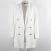 BLAZER DRESS WHITE - PALACEOFCHIC