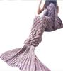 Mermaid tail blanket purple - palaceofchic