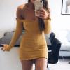 Off Shoulder Women Strapless Dress - palaceofchic